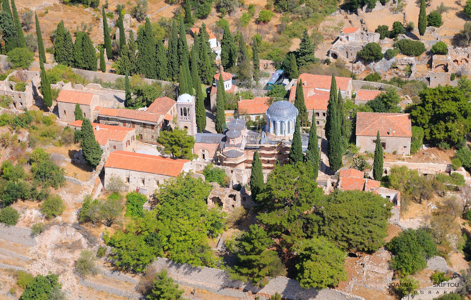 Aerial photography by Joanna Skiftou,Chios, Greece