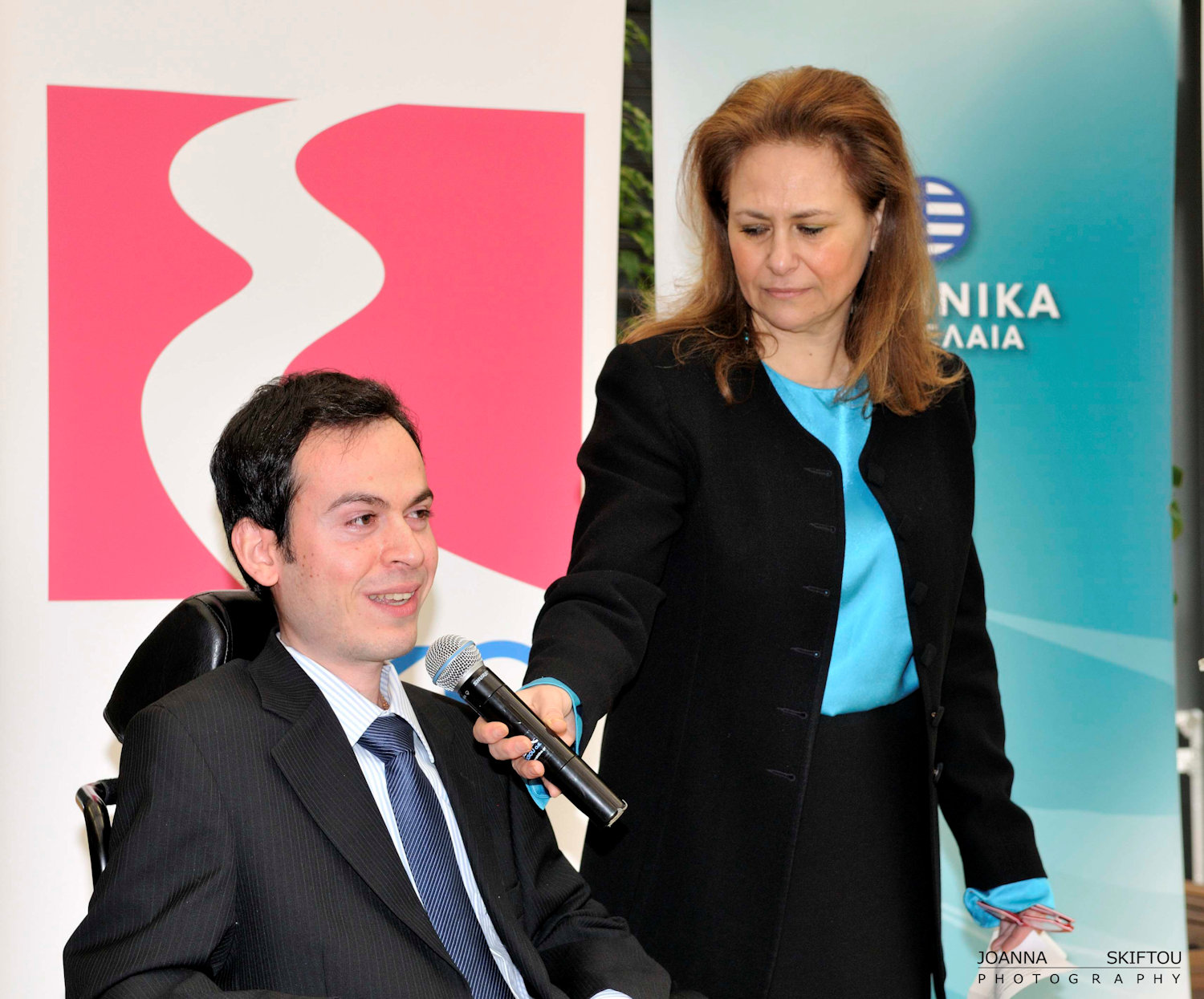 Corporate Social Responsibility - CSR - photo by Joanna Skiftou